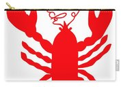 Brunswick Maine Lobster With Feelers 20130605 Carry-all Pouch