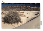 Brush In The Dunes Carry-all Pouch