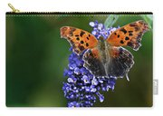 Brushfoot Satyr Comma Carry-all Pouch