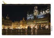 Brussels - The Magnificent Grand Place At Night Carry-all Pouch