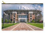 Bryant Denny Stadium Carry-all Pouch by Ben Shields