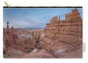Bryce Amphitheater Fisheye View Carry-all Pouch