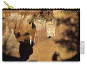 Bryce Canyon National Park Hoodo Monolith Sunrise From Sunrise P Carry-all Pouch