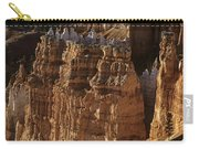 Bryce Canyon National Park Hoodo Monoliths Sunset From Sunrise P Carry-all Pouch
