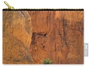 Bryce Canyon National Park Hoodo Monoliths Sunset From Sunset Po Carry-all Pouch
