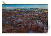 A Panorama Bryce Canyon Sunrise Carry-all Pouch