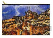 Bryce Canyon Thuderstorm Carry-all Pouch