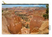 Bryce Canyon Valley Walls Carry-all Pouch