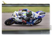 Bsb Superbike Rider John Hopkins Carry-all Pouch