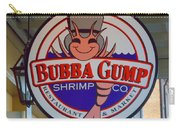 Bubba Gump Shrimp Sign Carry-all Pouch