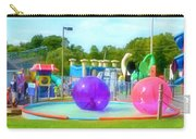 Bubble Ball 4   Carry-all Pouch
