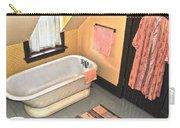 Bubble Bath  Carry-all Pouch