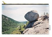 Bubble Rock Acadia National Park Maine Carry-all Pouch