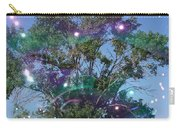 Bubble Tree Carry-all Pouch