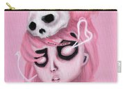 Bubblegum Pink Carry-all Pouch