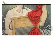 Bubbles Aka Washboard Abs Carry-all Pouch
