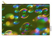 Bubbles Bubbles And More Bubbles Carry-all Pouch