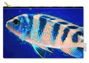 Bubbles - Fish Art By Sharon Cummings Carry-all Pouch