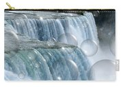 Bubbles Over Niagara Falls Carry-all Pouch