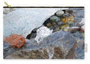 Bubbling Rock Carry-all Pouch