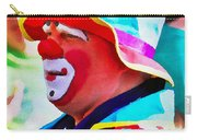 Bubby The Clown Carry-all Pouch