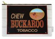 Buckaroo  Carry-all Pouch