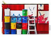 Buckets Of Color Carry-all Pouch