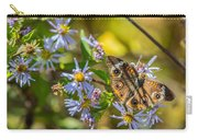 Buckeye Butterfly Carry-all Pouch