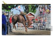 Bucking Bronco Haven  Carry-all Pouch
