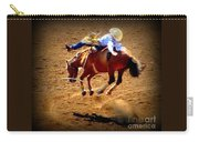 Bucking Broncos Rodeo Time Carry-all Pouch