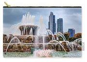 Buckingham Fountain #1 Carry-all Pouch