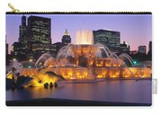 Buckingham Fountain, Chicago, Illinois Carry-all Pouch