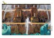Buckingham Fountain Closeup Carry-all Pouch