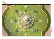 Buckingham Fountain From Above Carry-all Pouch