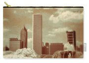 Buckingham Fountain In Chicago Carry-all Pouch