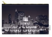 Buckingham Fountain Panorama Carry-all Pouch