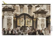 Buckingham Palace Gates Carry-all Pouch