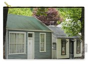 Buckingham Street Cottages Carry-all Pouch