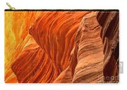 Buckskin Fiery Orange Carry-all Pouch