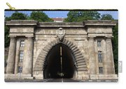 Buda Tunnel In Budapest Carry-all Pouch