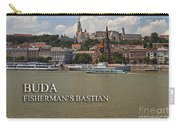 Budapest Carry-all Pouch