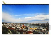 Budapest And Blue Danube Carry-all Pouch