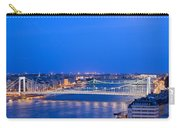 Budapest At Dusk Carry-all Pouch