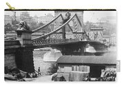 Budapest Bridge, 1908 Carry-all Pouch
