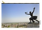 Budapest Citadella Monument  Carry-all Pouch