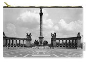 Budapest: Heroes Square Carry-all Pouch