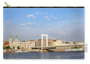 Budapest Skyline Carry-all Pouch