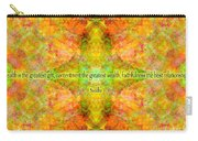 Budda Quote On Life Carry-all Pouch