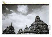 Buddha And Stupas Carry-all Pouch