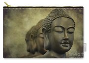 Buddha Bronze Carry-all Pouch